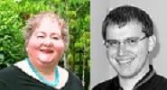 Diana Larsen and James Shore