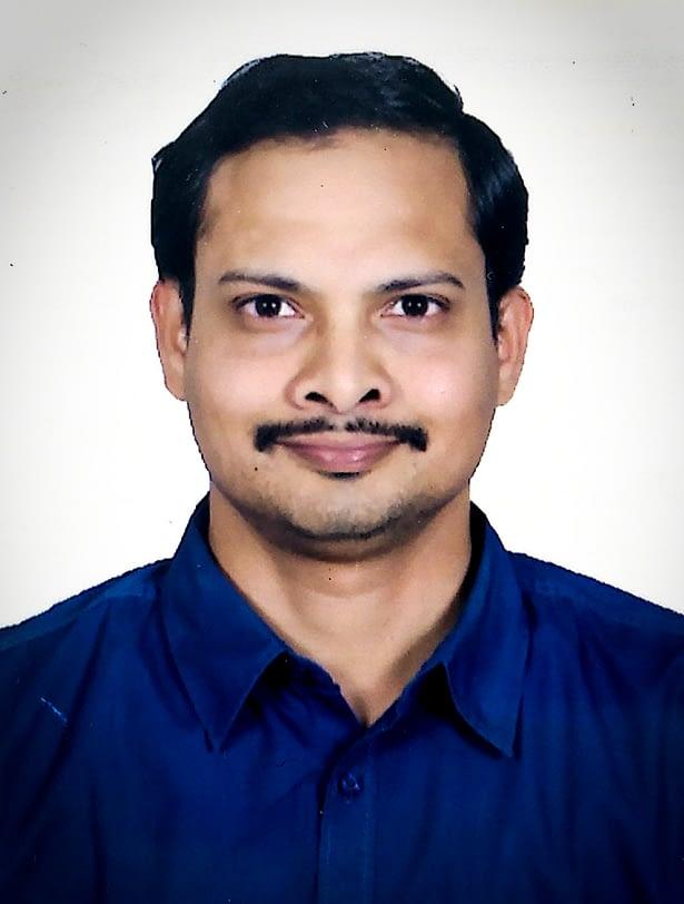 Photo of Vishnu Murty